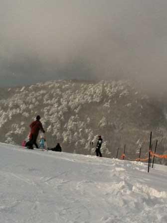 医王山スキー場