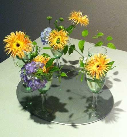 花展の作品