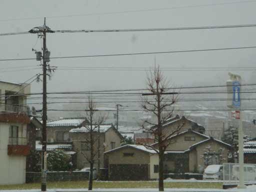 12月の外の写真